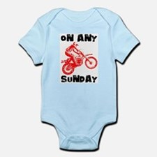 ON ANY SUNDAY Infant Bodysuit