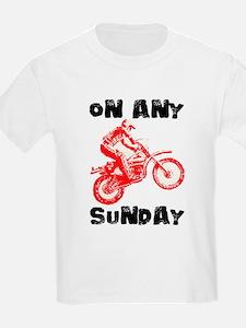 ON ANY SUNDAY T-Shirt