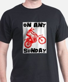 ON ANY SUNDAY T-Shirt