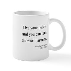 Henry David Thoreau 12 Mug