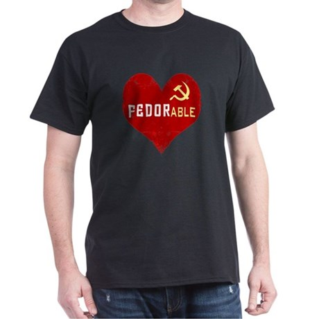 Fedorable Dark T-Shirt