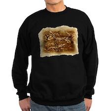 Trout Sepia Sweatshirt