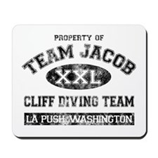 Property of Team Jacob Mousepad