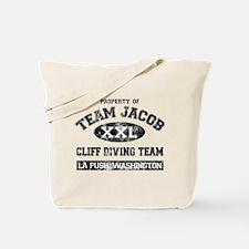 Property of Team Jacob Tote Bag