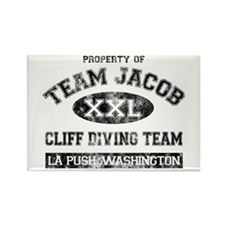 Property of Team Jacob Rectangle Magnet