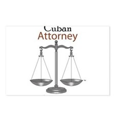 Cuban Attorney Postcards (Package of 8)