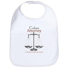 Cuban Attorney Bib