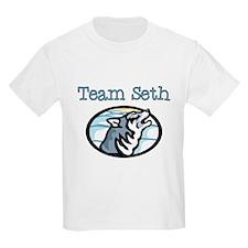 Team Seth Wolf T-Shirt