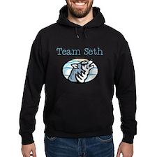 Team Seth Wolf Hoodie