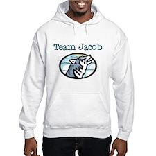 Team Jacob Wolf Hoodie