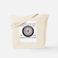 Waiting Room Tote Bag