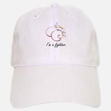 I Am a Fighter Baseball Baseball Cap