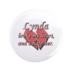 Lynda broke my heart and I hate her 3.5