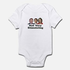 Not Very Stimulating Infant Bodysuit