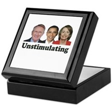 Unstimulating Keepsake Box
