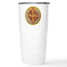 Cute Benedictine Travel Mug