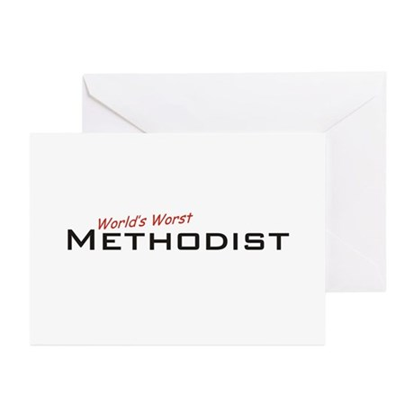 Worst Methodist Greeting Cards (Pk of 10)