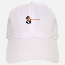 Obama-nocchio Baseball Baseball Cap