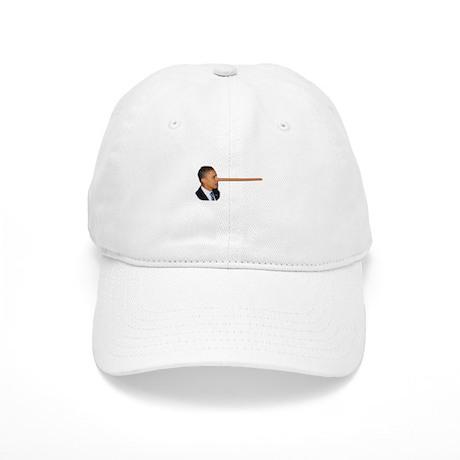 Obama-nocchio Cap