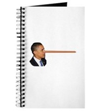 Obama-nocchio Journal
