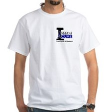 I Need A Cure ALS Shirt