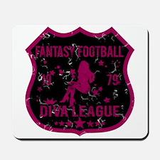 Fantasy Football Diva League Mousepad