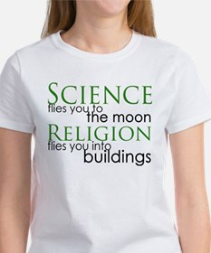 Science and Religion Women's T-Shirt