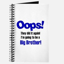 Oops Big Brother Journal