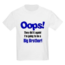 Oops Big Brother T-Shirt