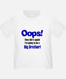Oops Big Brother T
