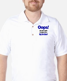Oops Big Brother Golf Shirt
