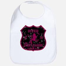 Diver Diva League Bib