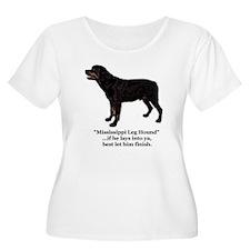 Mississippi Leg Hound T-Shirt