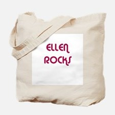 ELLEN ROCKS Tote Bag