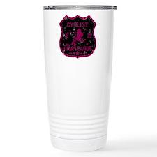 Cyclist Diva League Travel Mug