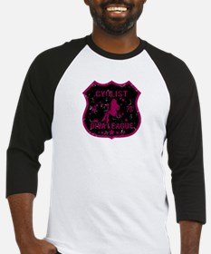 Cyclist Diva League Baseball Jersey