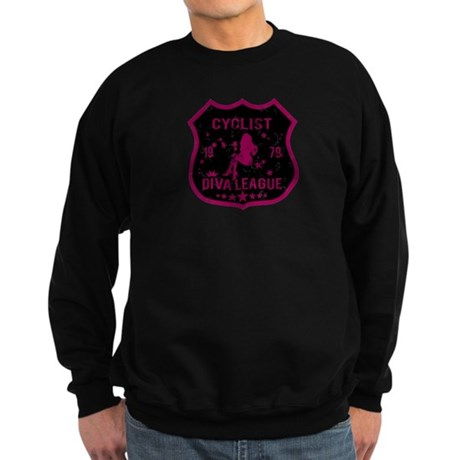 Cyclist Diva League Sweatshirt (dark)