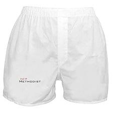 Fed up Methodist Boxer Shorts