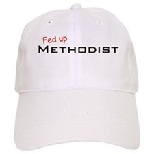 Fed up Methodist Baseball Cap