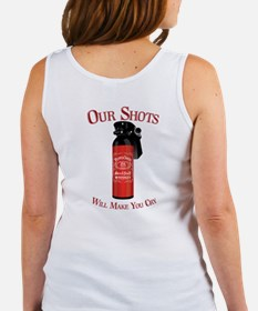 Peppers Shots MK 7 Bar and Gr Women's Tank Top