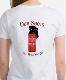Peppers Shots MK 7 Bar and Gr Tee