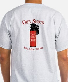 Peppers Shots MK 7 Bar and Gr T-Shirt
