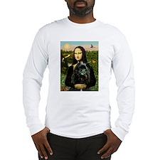 Mona / Bouvier Long Sleeve T-Shirt
