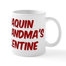 Joaquins is grandmas valentin Mug