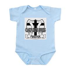Shield of Faith Infant Creeper