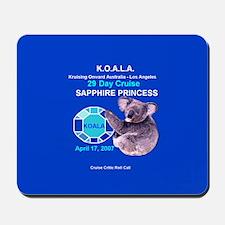 Sapphire KOALA 2007- Mousepad