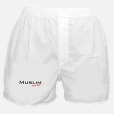 Bad Muslim Boxer Shorts