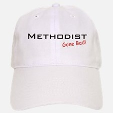 Bad Methodist Baseball Baseball Cap