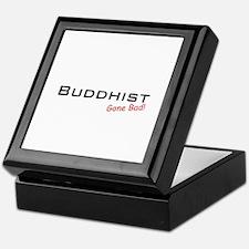 Bad Buddhist Keepsake Box