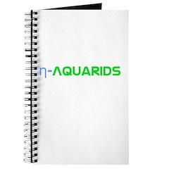 Eta Aquarids Meteor Shower Journal
